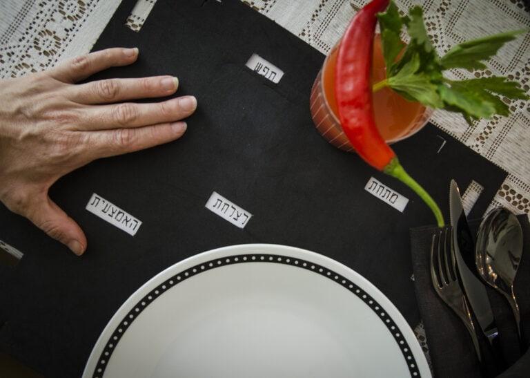 איך לערוך ארוחת ערב רצח