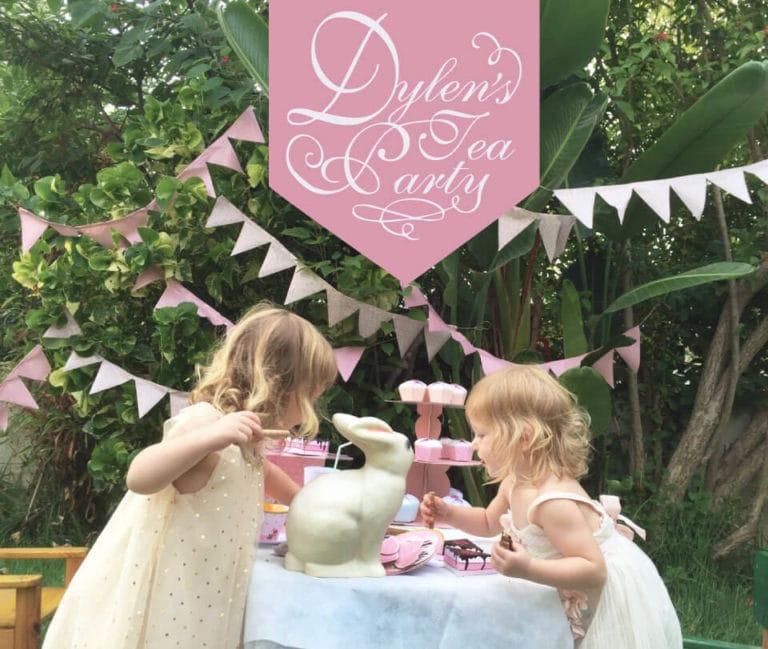 מסיבת התה של דילן