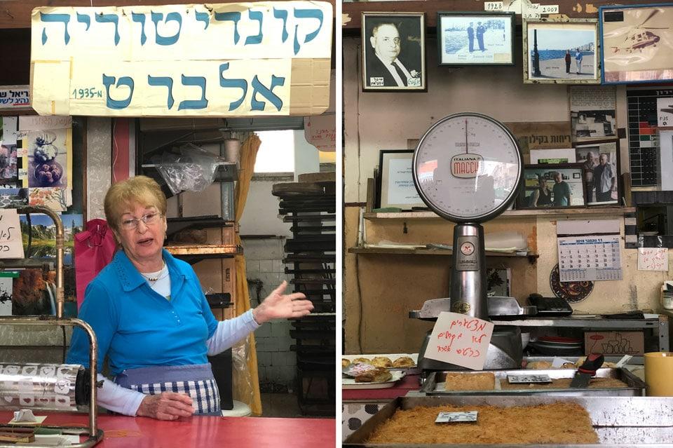 המלצת מתנה לחברות ולאנשים אהובים- סיור קולינארי בשוק לווינסקי בתל אביב.