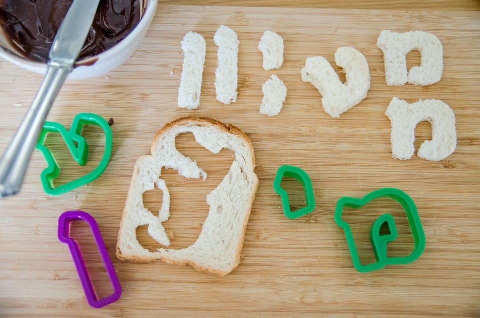 איך מכינים סנדביצ'ים מעוצבים לחזרה ללימודים