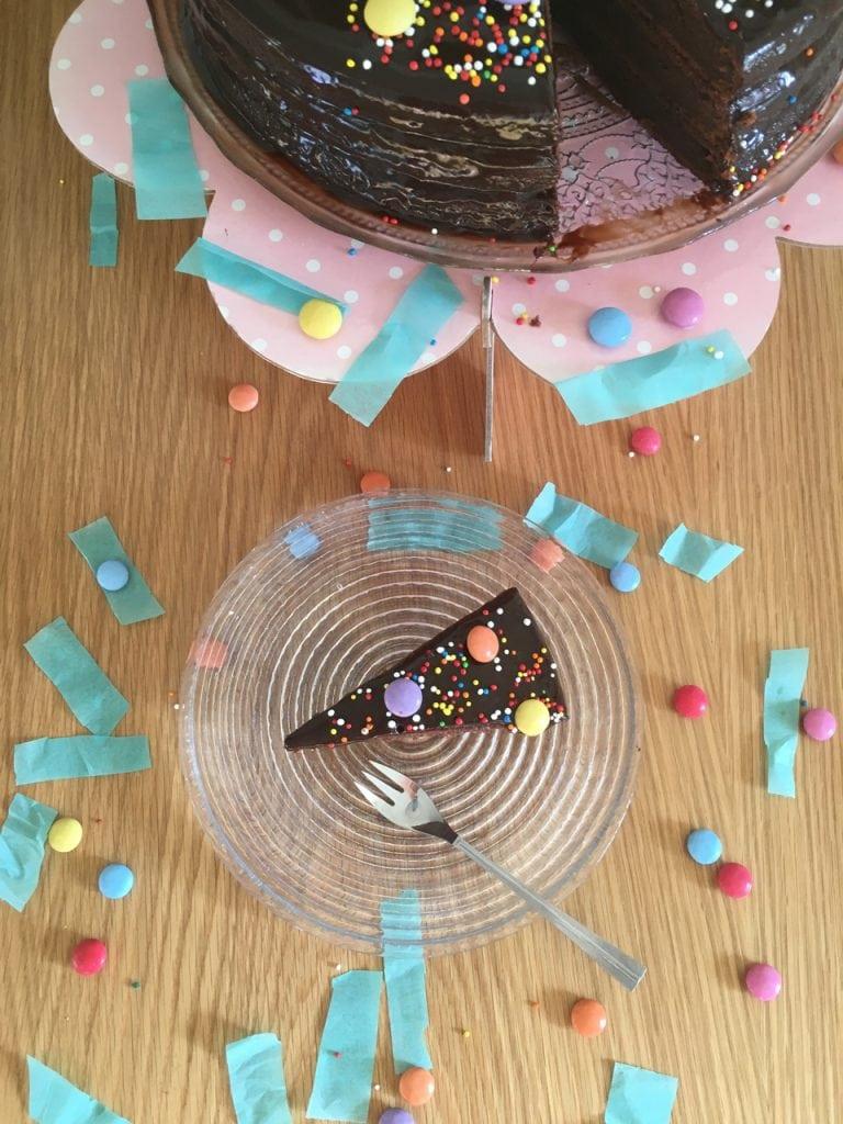 עוגת שוקולד מושלמת של קארין גורן