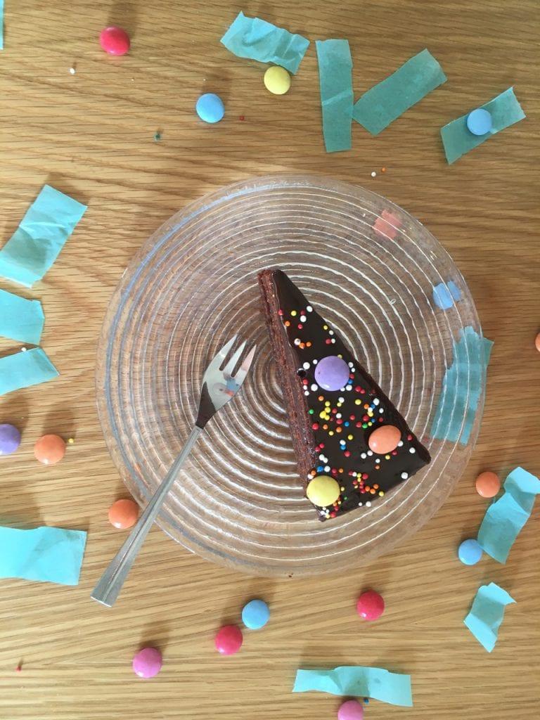 עוגת יום הולדת מושלמת של קארין גורן