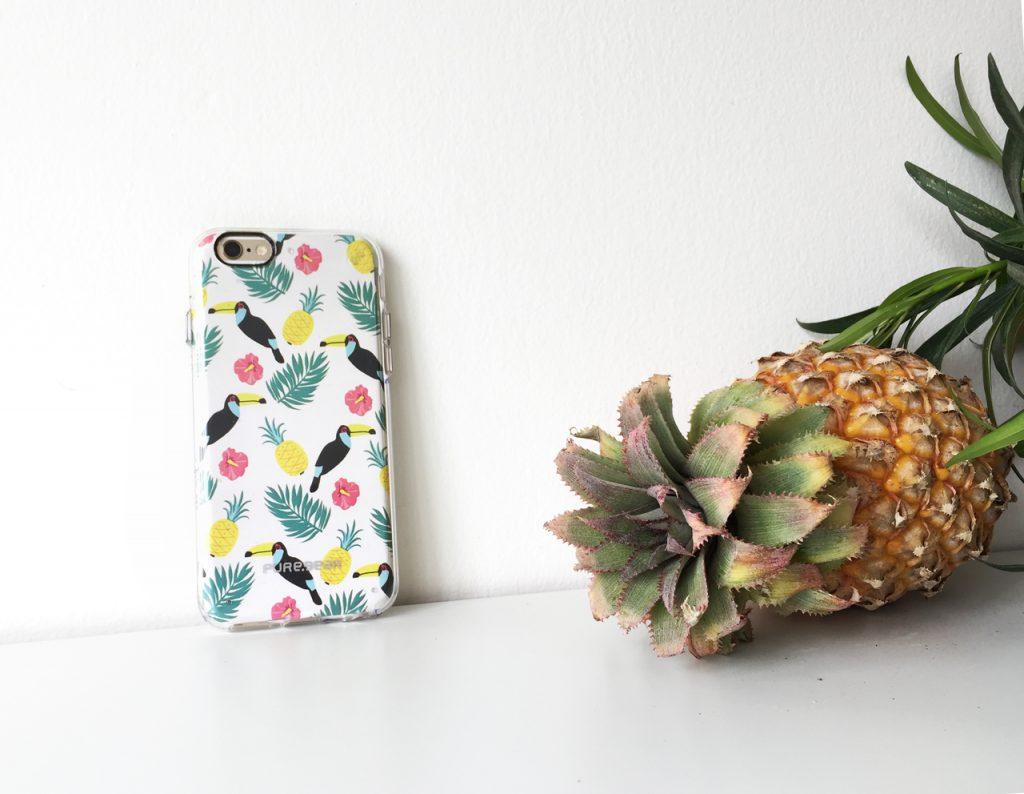 כיסויים טרופיים לטלפון סלולרי מתנה