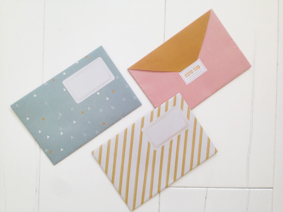 מעטפות לבביות