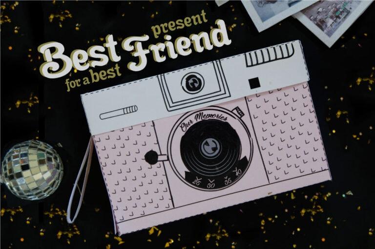 המתנה הכי טובה לחברה הכי טובה