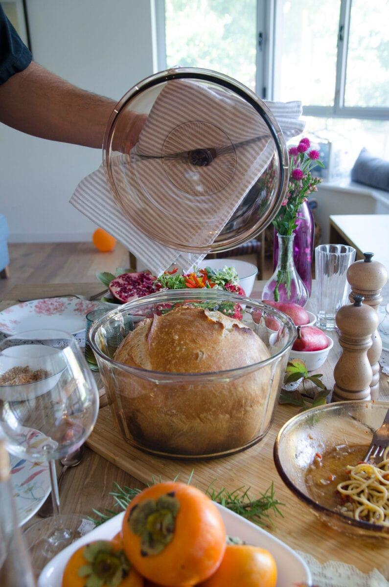ארוחת ערב חורפית עם המתכונים של מסימיליאנו די מתאו- מאסטר שף לחם בסיר