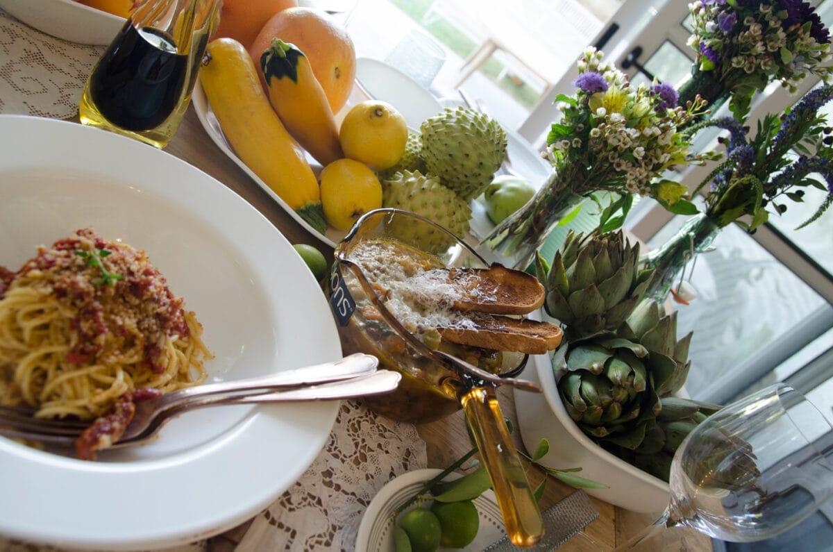 ארוחת ערב חורפית עם המתכונים של מסימיליאנו די מתאו- מאסטר שף