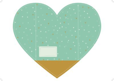 הדרכה למעטפה לבבית – פרינטבלס להורדה